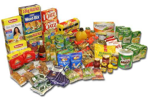 alimentos industrializados