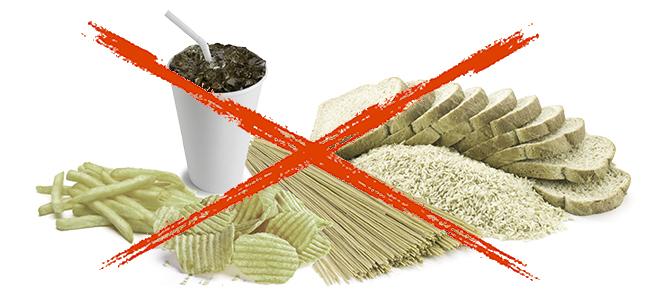 dieta low carb evitar