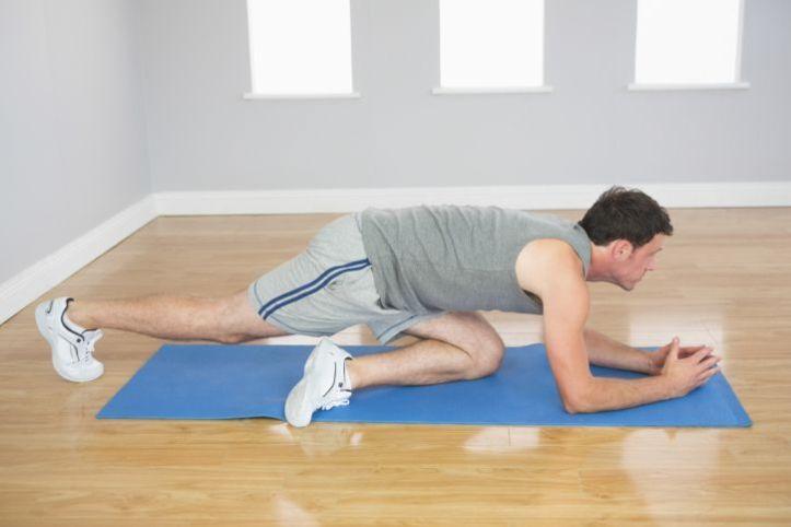 Exercícios de prancha